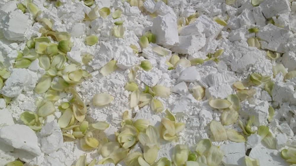 Bột sắn dây ướp hoa bưởi
