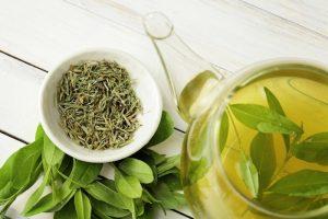 Trà xanh - thực phẩm tốt cho gan