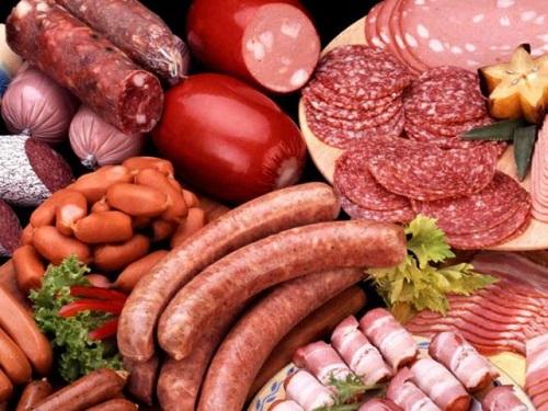 Ung thư vú không nên ăn các loại thịt đỏ