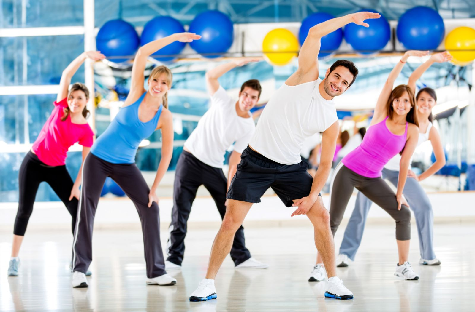 Thể dục thê thao phục hồi sức khỏe