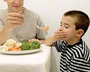 Nguyên nhân táo bón ở trẻ