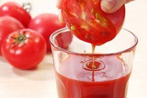 Ăn cà chua để bớt tàn nhang (nguồn: internet)