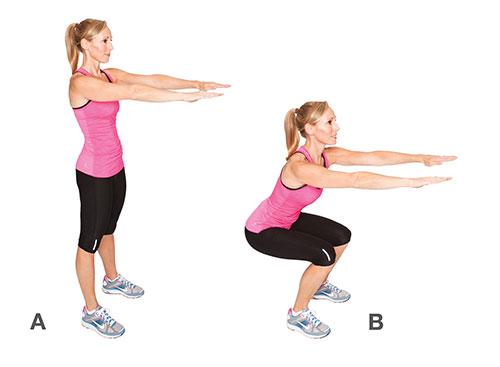 Bài tập khi đứng cho người bị suy giãn tĩnh mạch chi dưới (1)