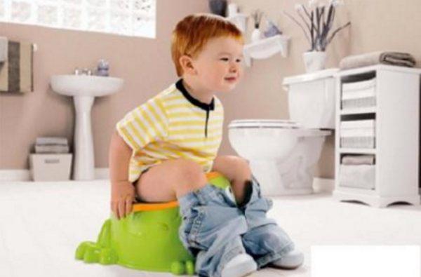 tiêu chảy ở trẻ