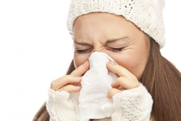 Trị cảm lạnh bằng bài thuốc dân gian