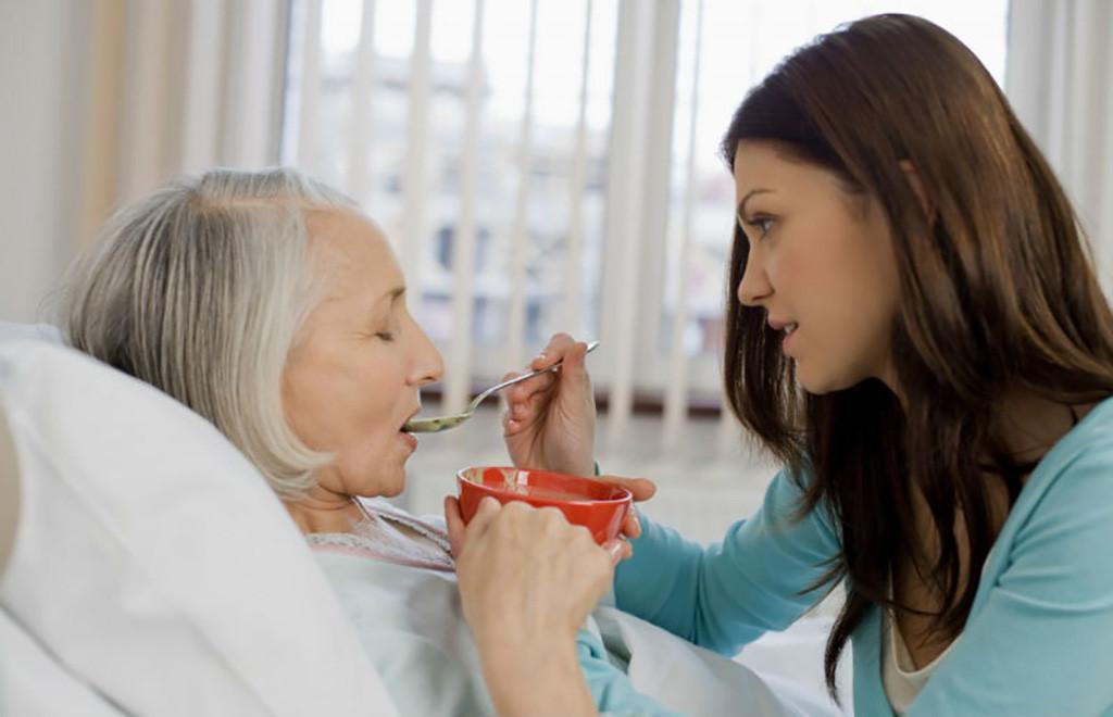 Chăm sóc người bệnh đột quỵ