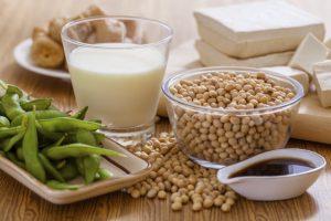 dinh dưỡng từ đậu nành