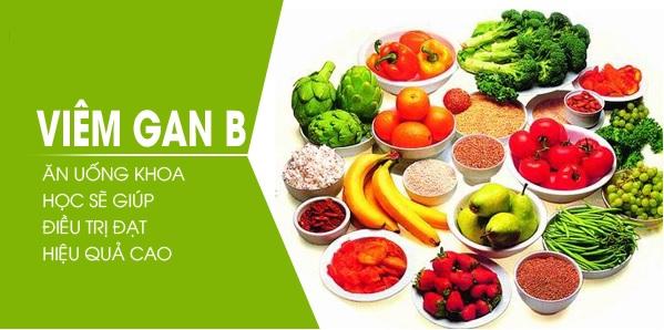 Vai trò của dinh dưỡng với người bệnh viêm gan B