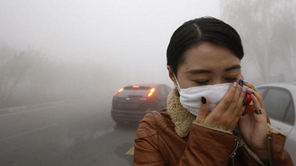 Môi trường nhiều khói bụi gây rối loạn nội tiết tố nữ
