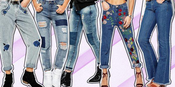 cách bảo quản quần jean mới mua