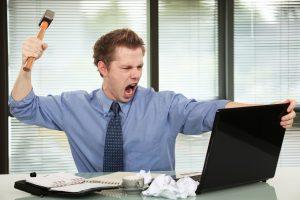 Stress kéo dài cũng gây rối loạn nội tiết tố ở nam giới