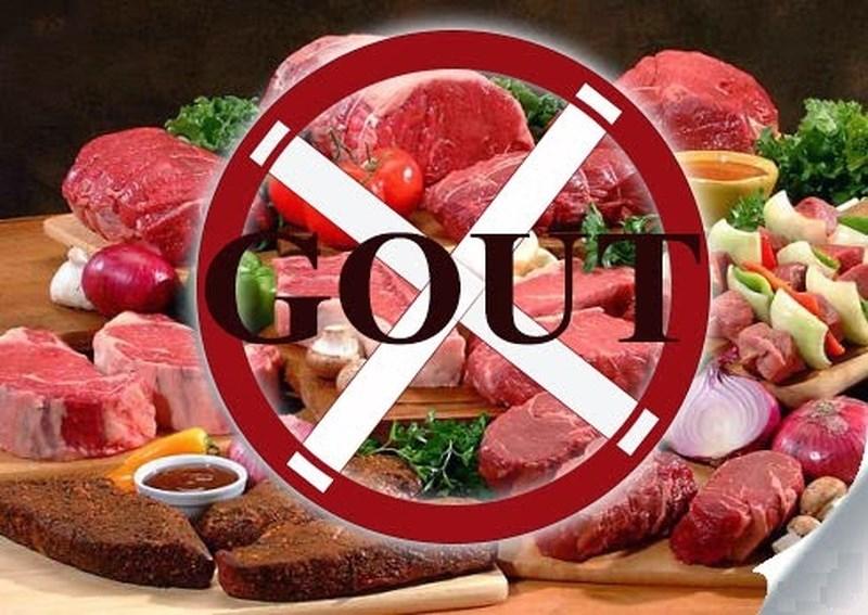 Hạn chế ăn các thực phẩm giàu đạm