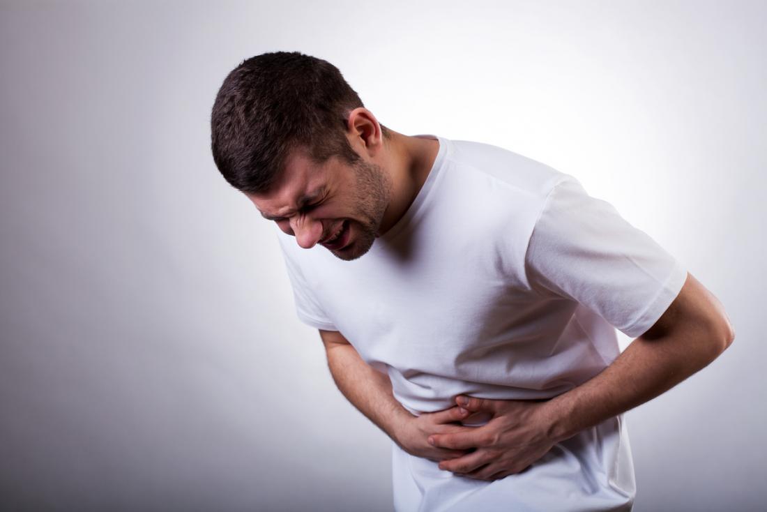 Sỏi uric gây cơn đau quặn thận