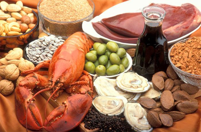 Một số loại hải sản tôm cua cá gây viêm mũi dị ứng