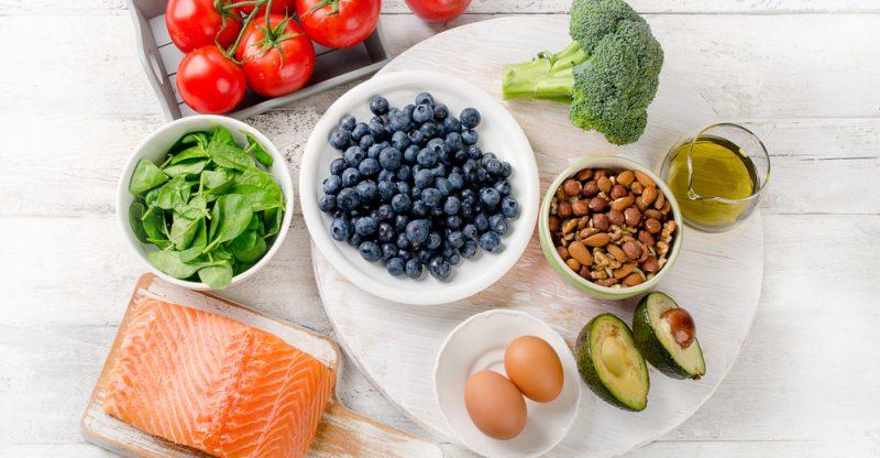 Các loại thực phẩm tốt cho trí nhớ