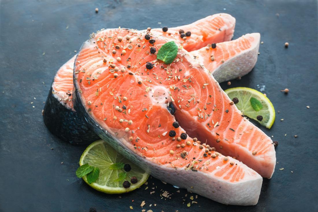 Cá biển giàu omega 3