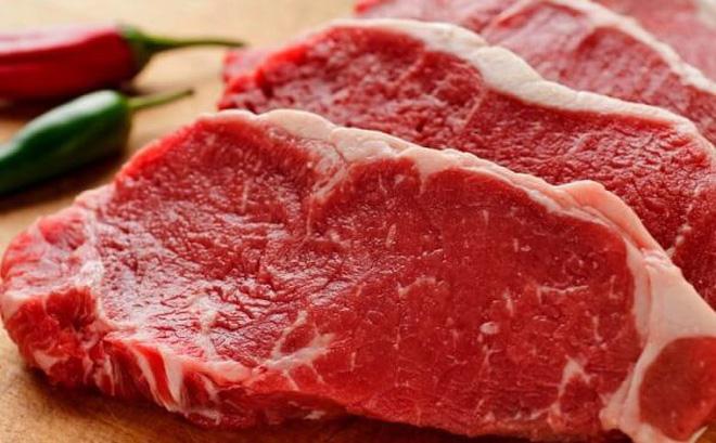 Thịt bò chứa hàm lượng dinh dưỡng cao