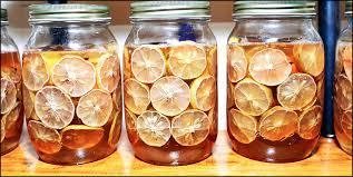 Chanh đào mật ong chữa viêm họng