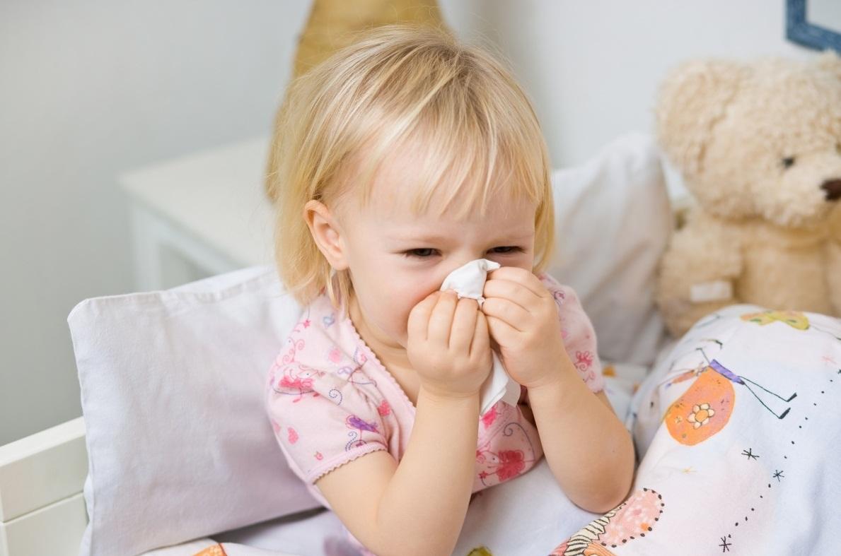 Trẻ em là đối tượng có nguy cơ mắc viêm mũi dị ứng cao