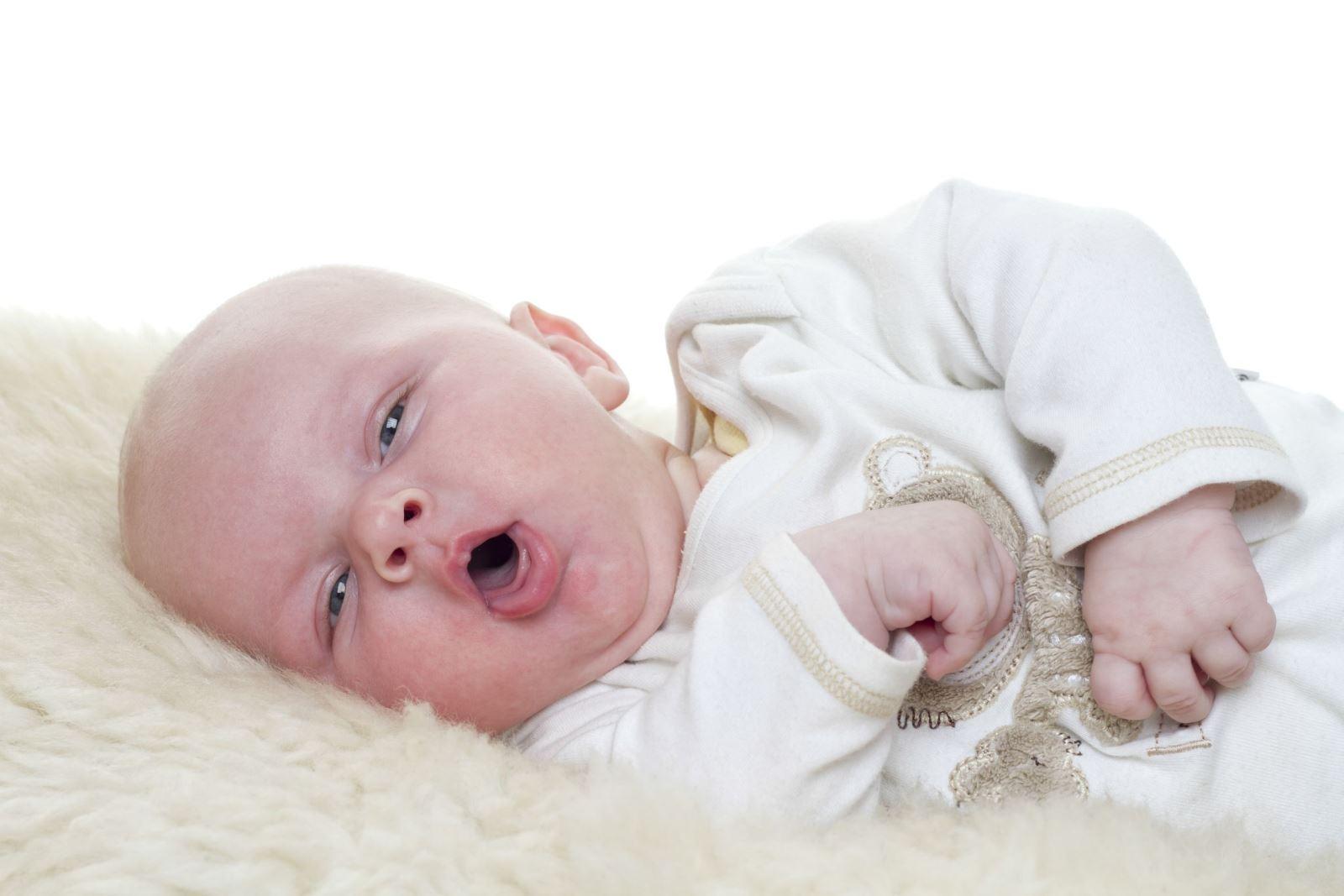 Lưu ý viêm phế quản ở trẻ sơ sinh