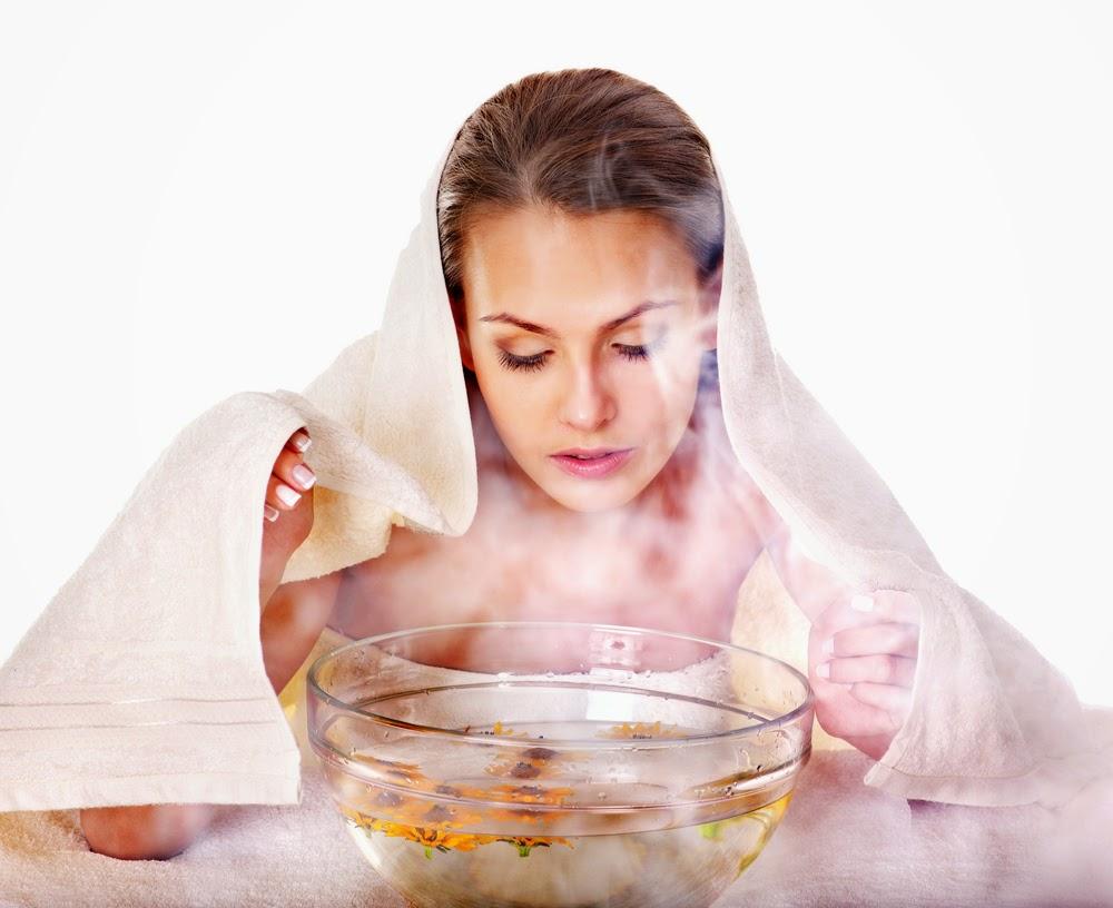 Xông hơi giúp giảm các triệu chứng của bệnh cảm lạnh