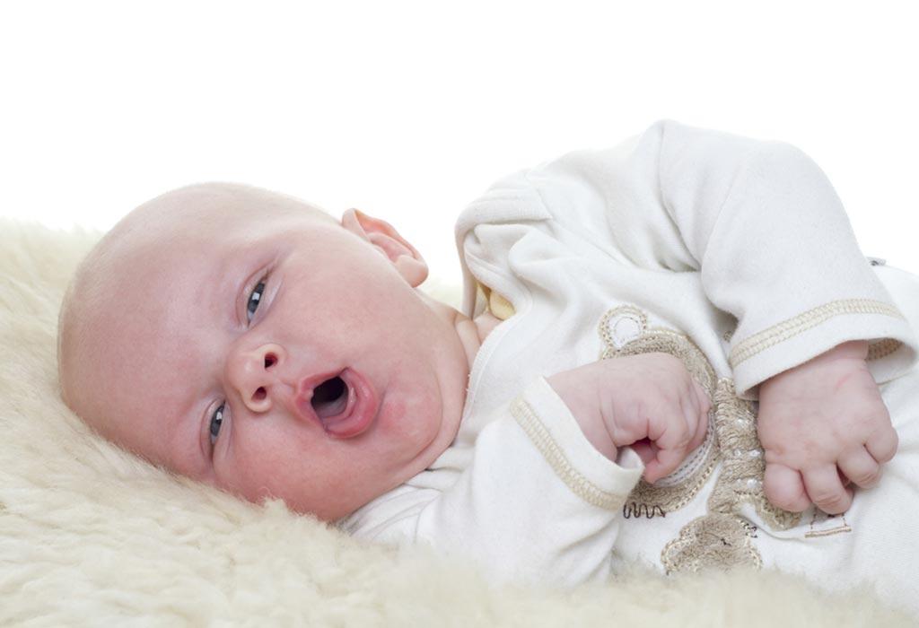 Trẻ sơ sinh bị ho là dấu hiệu cảnh báo nhiều bệnh hô hấp