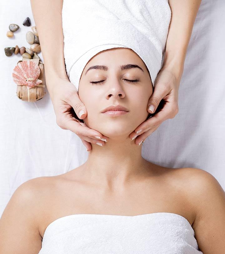 Cách trị mụn bằng phương pháp Massage có nhiều tác dụng đối với da mụn