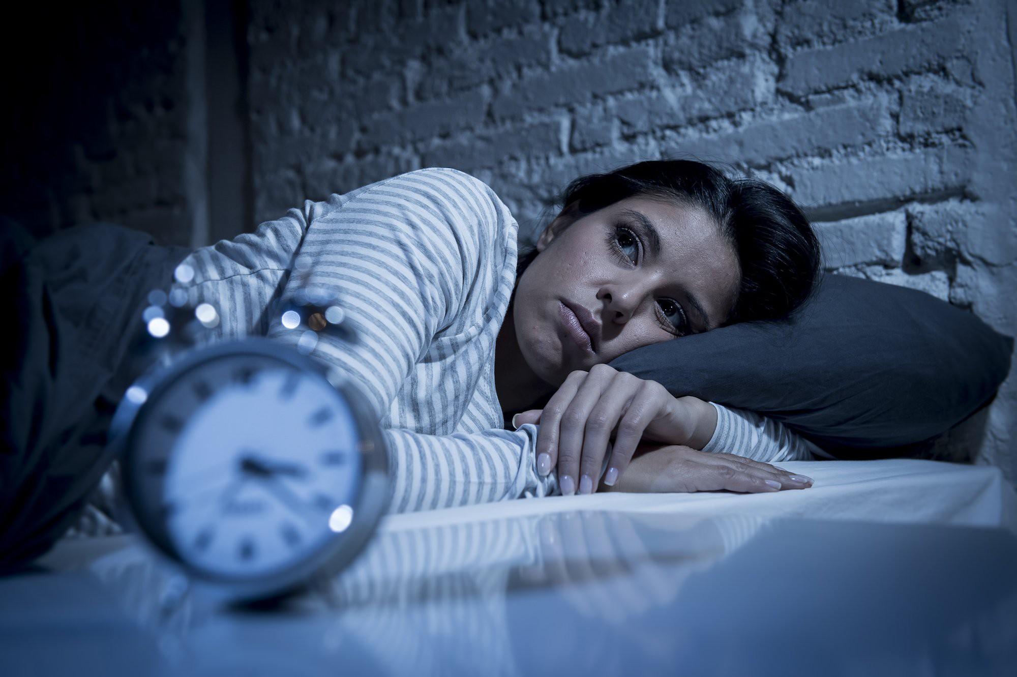 Nguyên nhân mất ngủ
