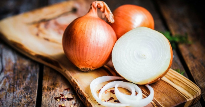 Hành tây - câu trả lời cho câu hỏi đau dạ dày nên ăn gì