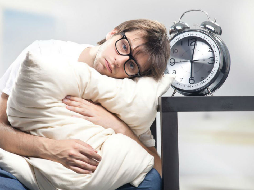 Mất ngủ gây mất tập trung