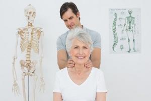 Điều trị thoái hóa cột sống cổ