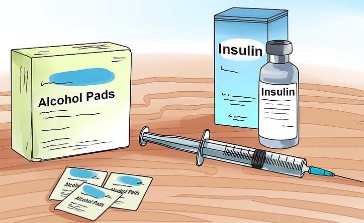 Insulin dạng tiêm