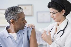 Tiêm vaccine cho bệnh nhân đái tháo đường