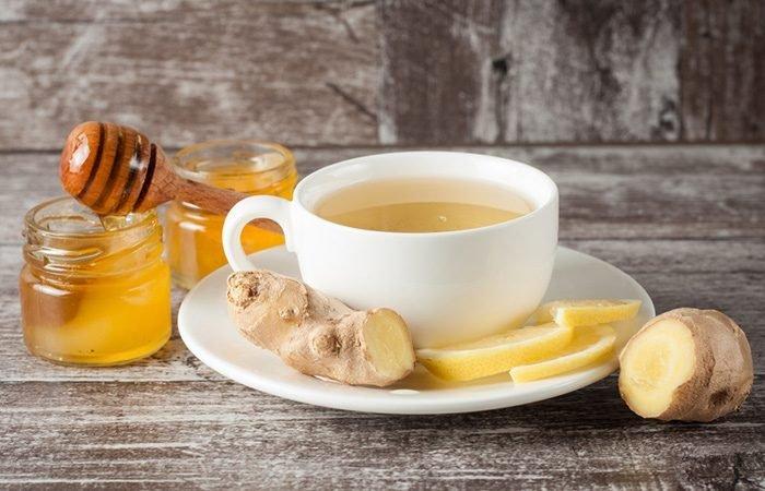 Cách trị tiêu chảy bằng trà gừng rất an toàn và hiệu quả