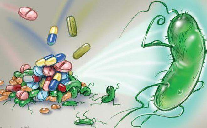 Các chủng vi khuẩn kháng thuốc ra đời