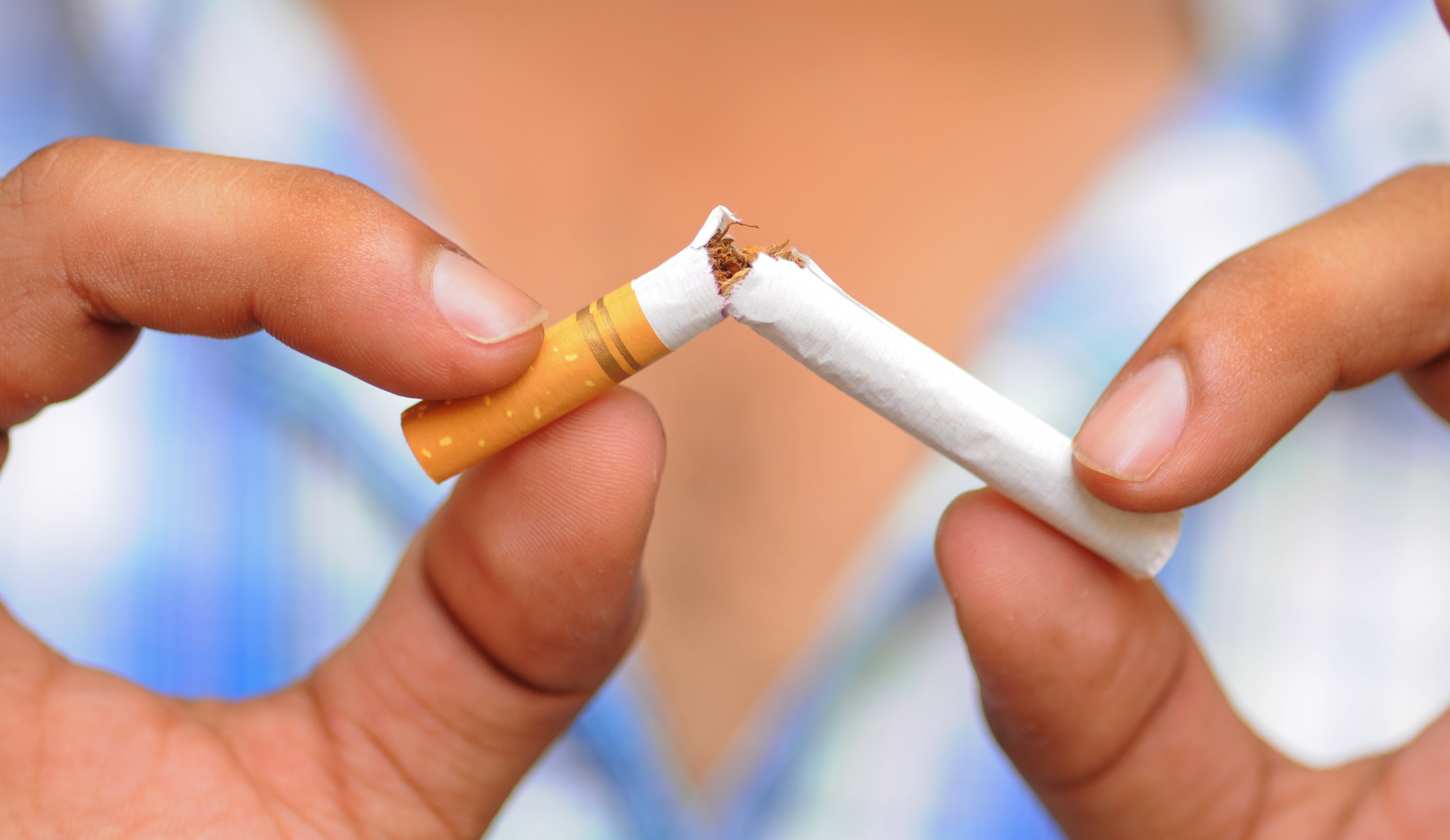 Bỏ thuốc lá giúp giảm nguy cơ gây ung thư phổi