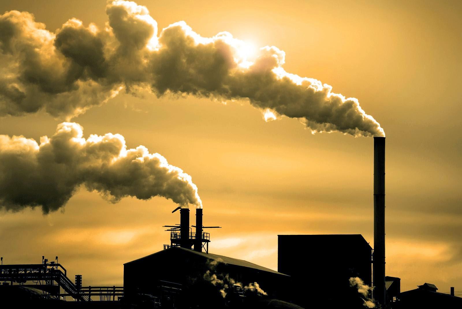 Không khí bị ô nhiễm có thể gây ung thư phổi
