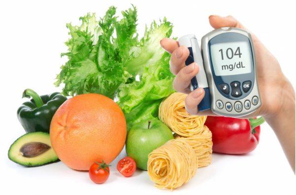 Chữa bệnh tiểu đường bằng chế độ ăn uống (Ảnh internet)
