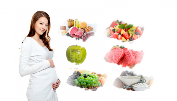 Chế độ dinh dưỡng 3 tháng giữa thai kỳ