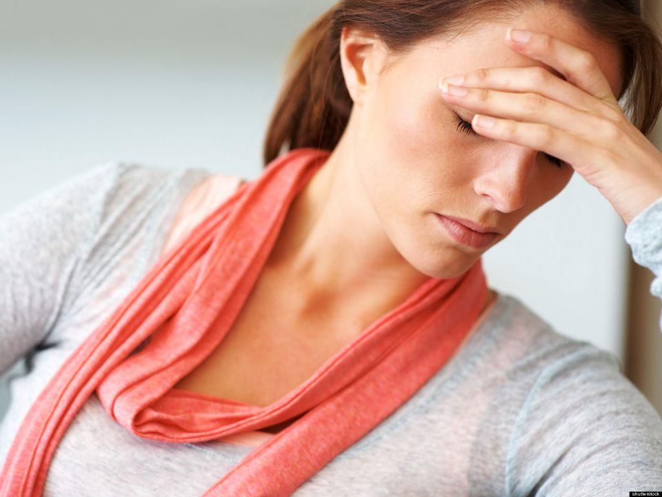 Stress, căng thẳng, mệt mỏi là những nguyên nhân mất ngủ ở phụ nữ tiền mãn kinh