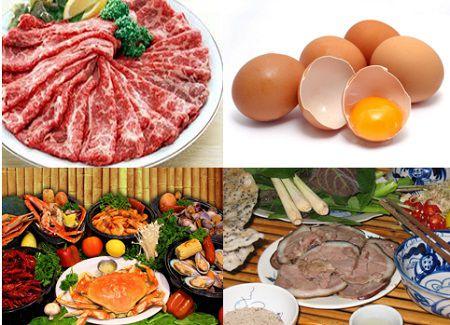 Bị tàn nhang kiêng ăn gì? (Ảnh: Internet)