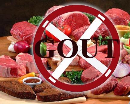 Những thực phẩm người bệnh gout nên tránh ăn