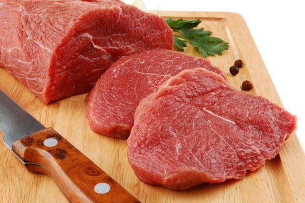 Thịt bò giúp cải thiện tình trạng thiếu máu não (Nguồn: Internet)