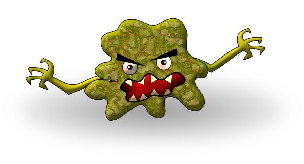 Những biến chứng nguy hiểm của bệnh sởi (nguồn: Internet)