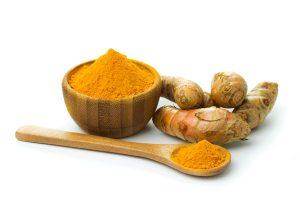 Nghệ được xem là siêu thực phẩm, có nhiều thành phần giúp ích cho việc chăm sóc da (nguồn: internet)