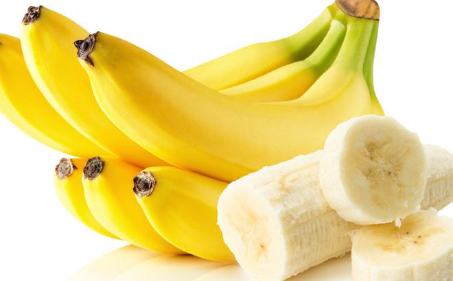 Chuối rất tốt cho người bị ngộ độc thực phẩm (Nguồn: Internet)