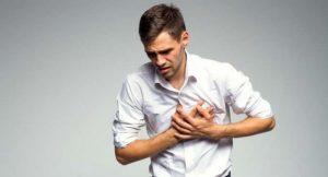 Đau ngực rất nguy hiểm