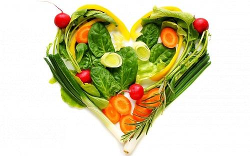 Thiếu máu cơ tim nên ăn gì? (Ảnh: internet)