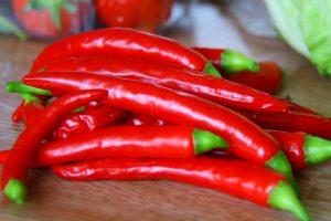 Ớt giúp tăng chuyển hóa chất béo, tiêu hoa năng lượng và sinh nhiệt