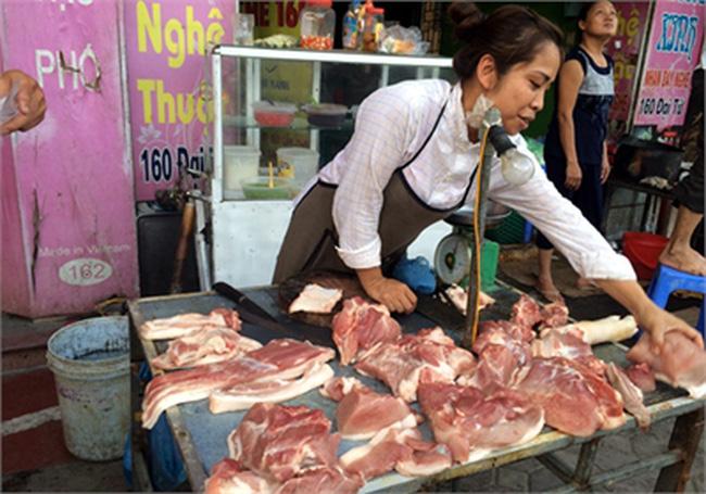 Cách chọn mua thịt lợn (nguồn: internet)